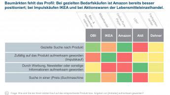 """Baumärkten fehlt ein klares Profil im """"neuen"""" Wettbewerbsumfeld"""