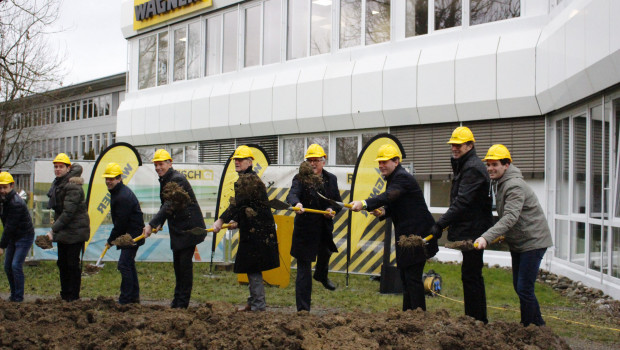 Wagner baut in Markdorf ein neues Geschäftsgebäude.