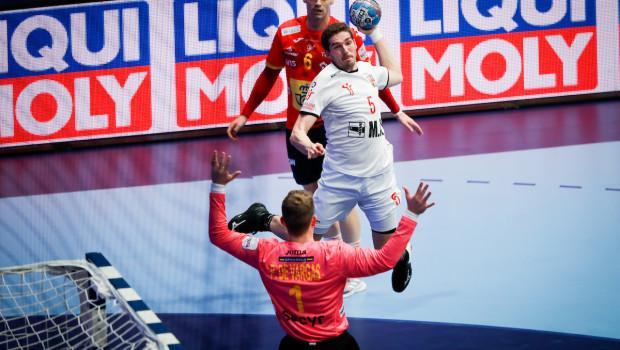 Werbung Deluxe: Bei der kommenden Handball Championsleague wird der Liqui Moly-Schriftzug gut zu sehen sein.