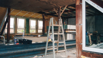 36 Prozent mehr Sanierungen, knapp vier Prozent mehr Einfamilienhäuser