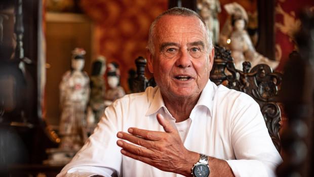 Geschäftsführer Ernst Prost kann auf einen guten Start ins Jahr 2021 zurückblicken.