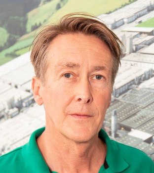 Verkaufsleiter Andreas Woitag bekommt umfangreichere Aufgaben bei Moderna.