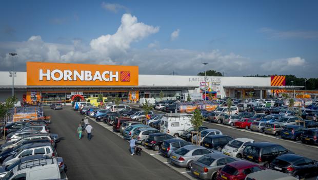 Hornbach eröffnete seinen inzwischen 150. Standort - in den Niederlanden.
