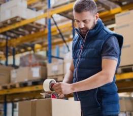 Bestellungen noch schneller und günstiger liefern - natürlich über alle Verkaufskanäle hinweg.