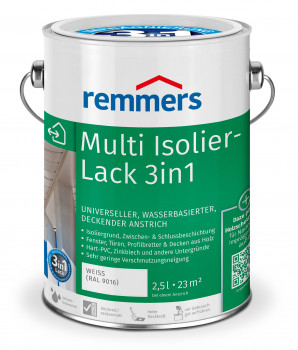 Remmers, Multi Isolier-Lack 3 in 1