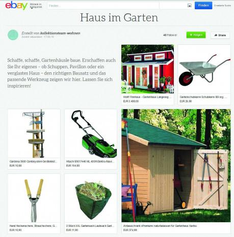 Ebay-Kollektion