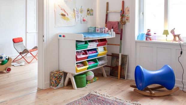 Gute Umsätze mit Kindermöbeln meldet der VDM.