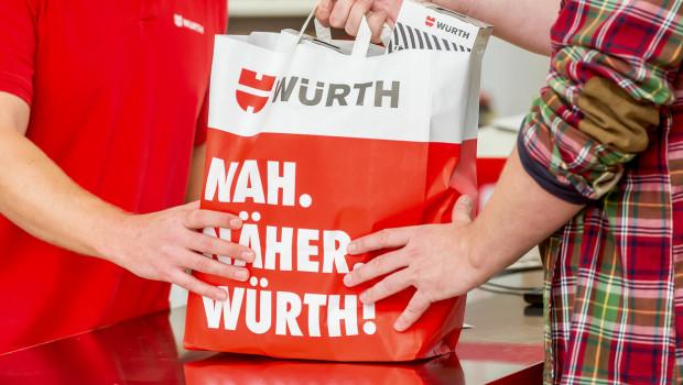 """Am 17. Februar 2017 eröffnet Würth in der Stuttgarter Königsstraße seinen ersten """"Family-Store"""" für Privatkunden."""