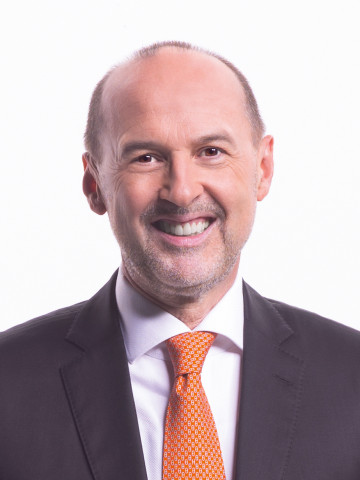 Wird Interimschef bei der GfK: Vorstandsmitglied Dr. Gerhard Hauruckinger.