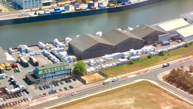 Der Stammsitz von Karibu Holztechnik befindet sich in Bremen.