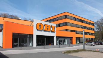 Deutschlandumsätze: Obi lag 2020 über dem Schnitt der Top 20 Baumarktbetreiber