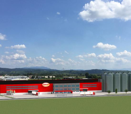 Für mehr als 30 Mio. € entsteht derzeit in Herbolzheim das neue Kompetenzzentrum.
