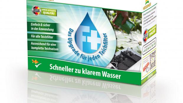 Heissner, Klarwassergranulat F-PLUS