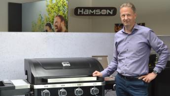 Neue Grillmarke Hamson präsentiert sich europäisch