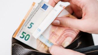 Inflationsrate zum zweiten Mal in diesem Jahr unter Null