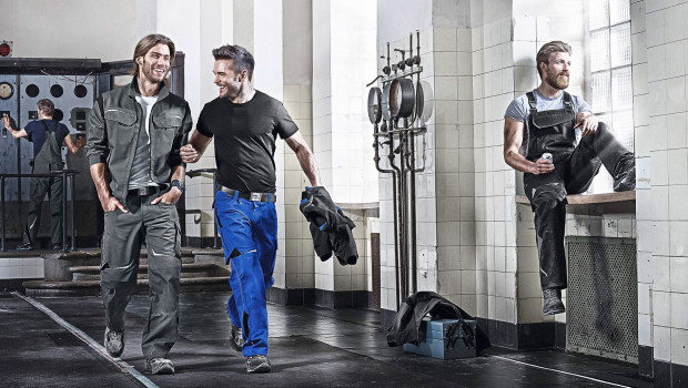 Workwearkollektion PULSSCHLAG von KÜBLER