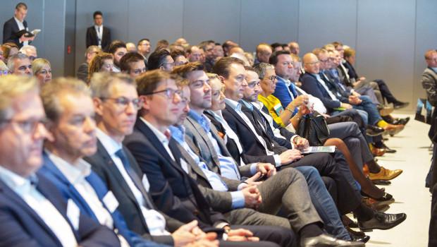 Ein Bild vergangener Tage: 2019 fand der BHB-Kongress noch klassisch-stationär in Wiesbaden statt. Der diesjährige 21. BHB-Kongress Anfang Dezember 2020 wird als eBHB2020 digital und als interaktive Online-Konferenz durchgeführt.