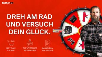Fischer startet Vermarktungskampagne für FIS V Plus