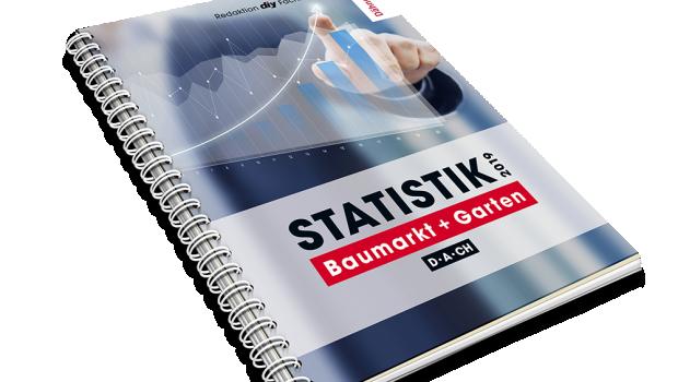 Dähne Verlag, Statistik Baumarkt + Garten 2019