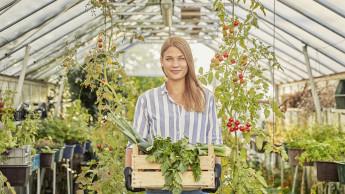 Gartenarbeit ist öko, meinen vor allem die Österreicher