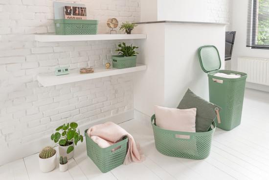 Unter der Marke Curver bietet die Gruppe Indoor- und Home-Produkte.