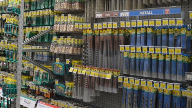 Der Einzelhandel mit Metallwaren, Anstrichmitteln, Bau- und Heimwerkerbedarf hat laut Destatis im Februar ordentlich zugelegt.