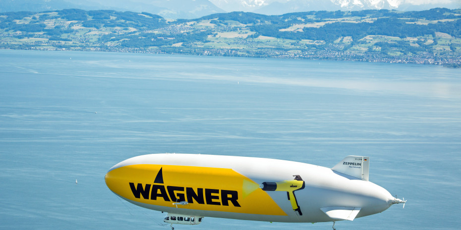 Zeppelin, Wagner