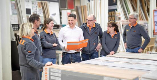 Aus- und Weiterbildungsmaßnahmen für die eigenen Mitarbeiter sind heutzutage für die DIY-Branche wichtiger denn je.