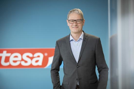 Dr. Stefan Röber ist der neue Chief Sustainability Officer bei Tesa.