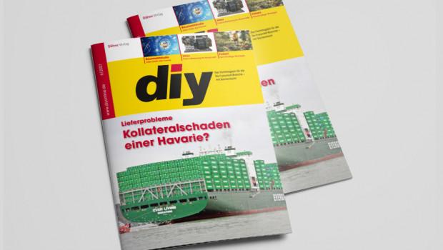 diy 6/2021 ist jetzt in der Print-Ausgabe erschienen.