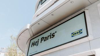 Auch Ikea ist jetzt in der Pariser Innenstadt angekommen