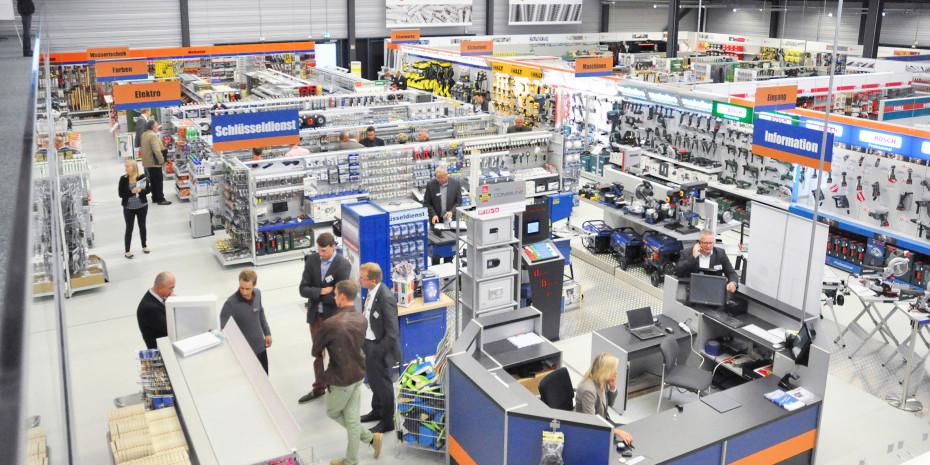 Konzeptmarkt von Euro-DIY Wuppertal