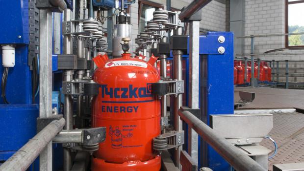 Mit Flüssiggas werden beispielsweise Grills befeuert.