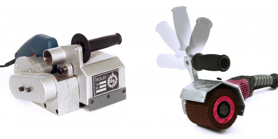 Multifunktionsschleifer LFS 100 und PTX 800