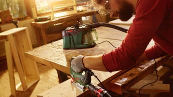 Ein Drittel wird mindestens einmal im Monat zum DIYer