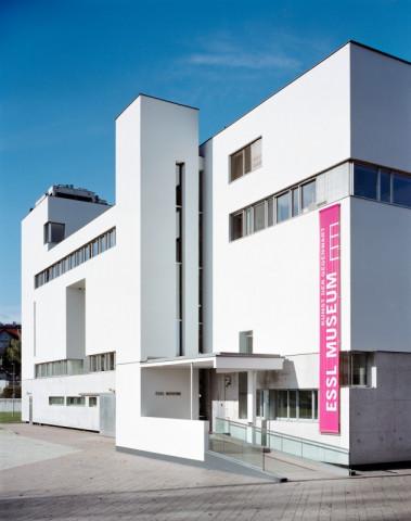 Das Essl-Museum wurde 1999 in Klosterneuburg gebaut.