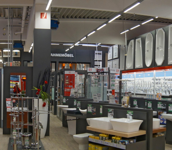 Hagebaumarkt-Store Design