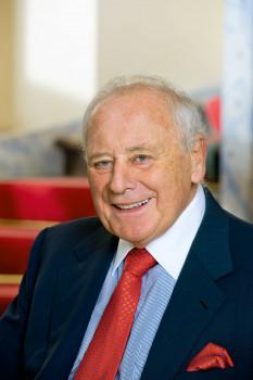 Am Montag, 20. April, feiert der Unternehmer Reinhold Würth mit 500 Gästen seinen seinen 80sten Geburtstag.