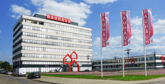 Bauhaus-Deutschlandzentrale, Mannheim