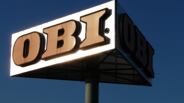 Obi ist in der Markenbewertung durch die Verbraucher, wie sie von Yougov erfasst wurde, aufgestiegen.