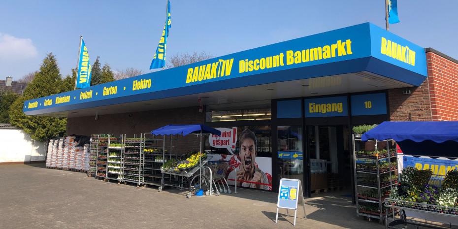 In Schöppingen machte Ende März 2021 ein neuerBauaktiv-Discount-Baumarkt auf.