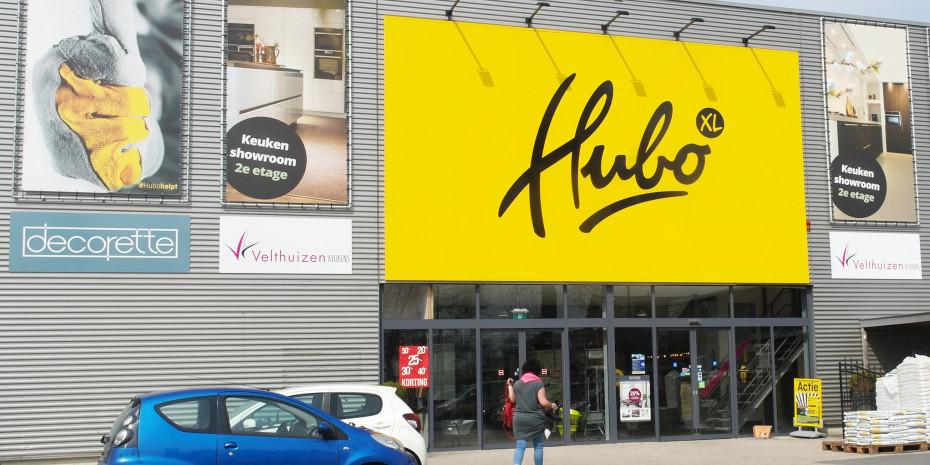 Hubo-Standort, Woudenberg