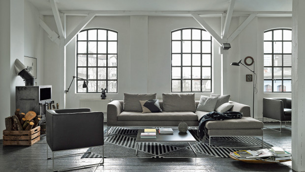 Die Deutschen haben Lust auf Möbel, stellen die Hersteller zufrieden fest.