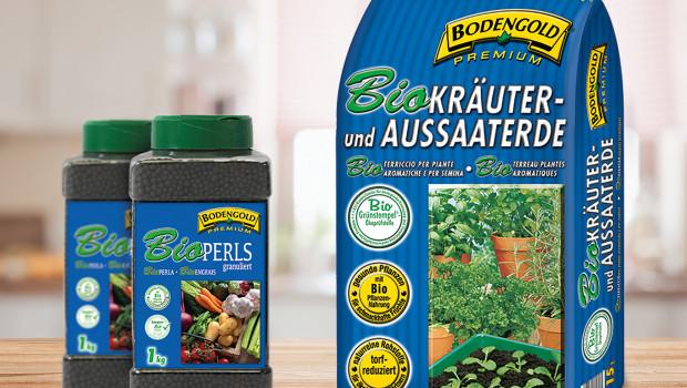 Gregor Ziegler, Bodengold Premium Bio-Reihe