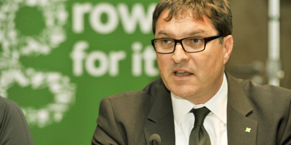 IVG-Geschäftsführer Johannes Welsch