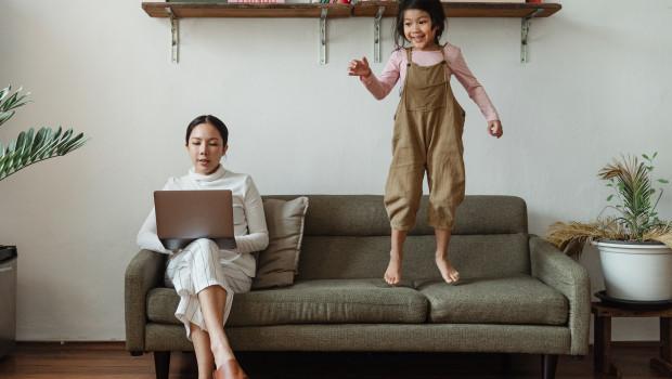 Die steigende Bedeutung von Homeoffice wirkt sich auch auf das Wohnen aus.