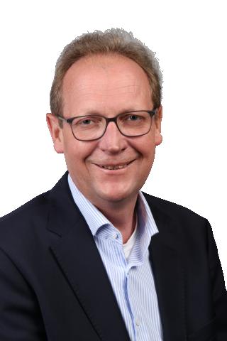 Christian Halbig ist bei Broszio Vertriebsleiter. 