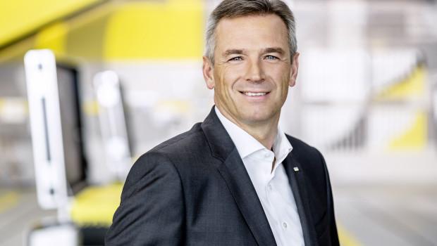 Kärcher-Vorstand Markus Asch ist seit 25 Jahren für das Unternehmen tätig.