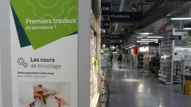 Die Franzosen haben weiterhin großes Interesse am Home Improvement, stellt der Branchenverband FMB fest.