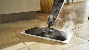 Elektronische Reinigung: Vileda macht Dampf